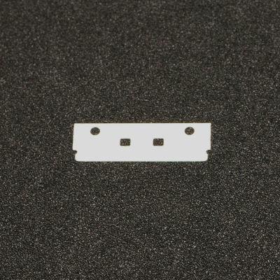 舒耐高74刀架专用白金刃口不锈钢钢刀片老式刮胡刀片一盒25片