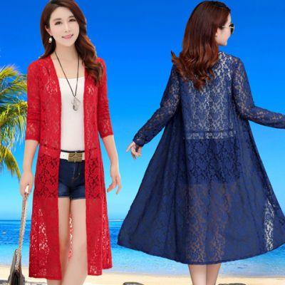 衣服女短恤女修身无袖娃娃衫小衫女外衣女韩版夏防晒开衫上衣女学