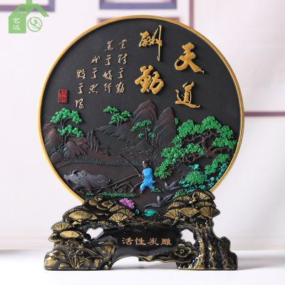 陶瓷摆件饰品摆设品干花真花礼物创意福欧式花瓶索隆把刀假花装饰