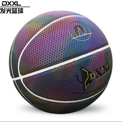 毒液篮球气针篮球鞋龙珠优质鞋袜子训练器材荧光用球服男学生爆裂
