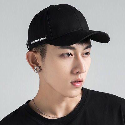 鴨舌帽子男士韓版女士棒球帽子女嘻哈夏季遮陽男生帽子學生男帽子圖片