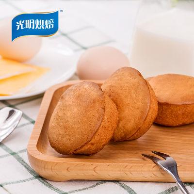 光明烘焙 提拉米苏味注心蛋糕 巧克力味注心蛋糕 营养早餐1KG/箱