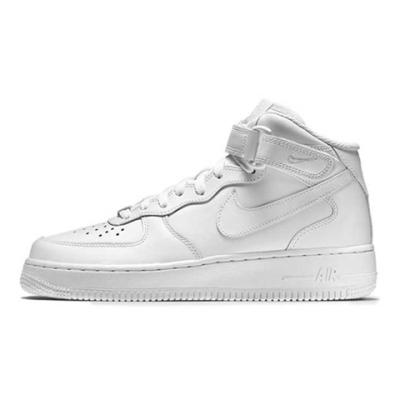 【鞋掌柜推荐】2017新款高帮空军一号AF1板鞋男鞋女鞋小白鞋休闲