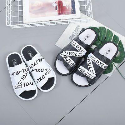 凉鞋女学生韩版外穿情侣拖男女士凉拖鞋防滑百搭室内外学生一字拖