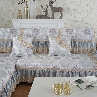 沙发垫欧式布艺四季通用现代简约防滑坐垫沙发套全包�f能套罩全盖