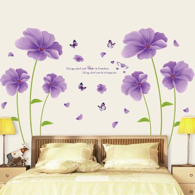 装饰品摆件卧室女生厅女生房间布置风景画墙纸立体墙贴画厨房防油