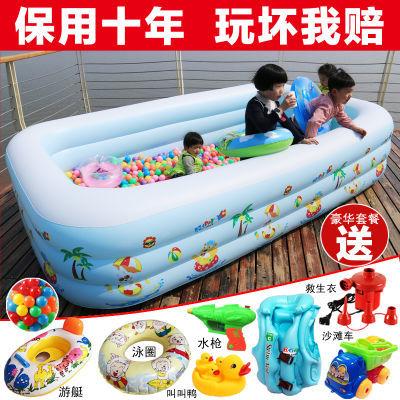 男孩玩具套装城堡家用宝宝泳圈蹦床儿童游泳眼镜男生玩具地摊拼图