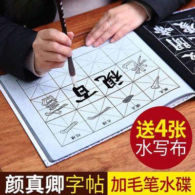 硬笔书法字帖小学生书法用品毛笔墨水钢笔式毛笔易烊千玺字体字帖