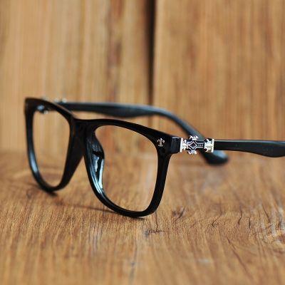 近视眼镜男学生有度数眼女韩版方形镜框版无镜片网红笔盒同款发卡