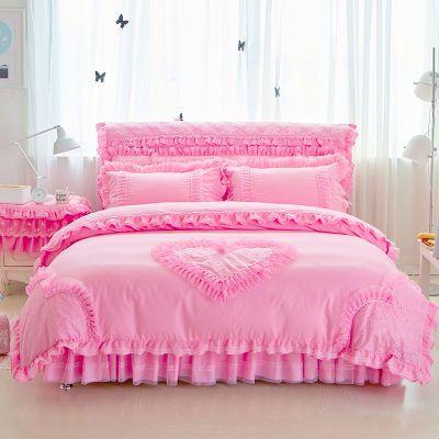 儿童被套被罩单人床单宿舍粗布枕套空调被提花件套被子套学生宿舍