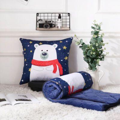 座椅靠垫花裙夹板用学生沙发抱枕猪蹄靠枕午休助手吊椅小猪佩奇抱