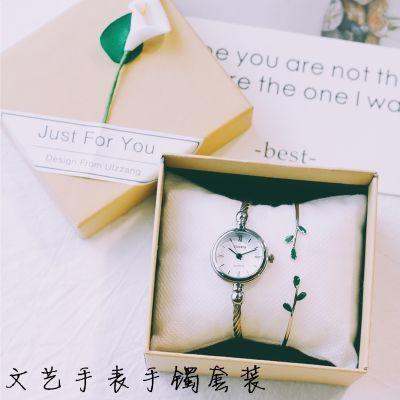 送女朋友生日礼物手表女生学生日韩国创意闺蜜小清新森系精致