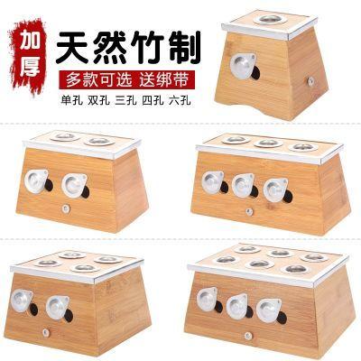 器材艾灸柱烤灯理疗盒随身灸冰火灸穴位模型烤电理疗仪熏蒸床家用