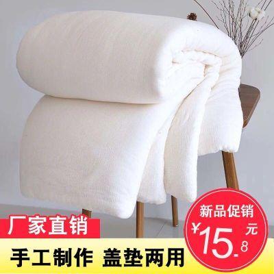 棉被子芯棉被芯棉被棉絮床垫褥子加厚棉胎手工被褥学生宿舍冬被子