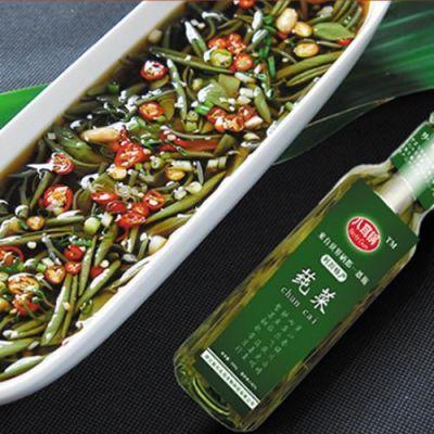 莼菜马蹄菜湖北利川土特产瓶装500g凉拌做汤富含胶质蛋白全国包邮