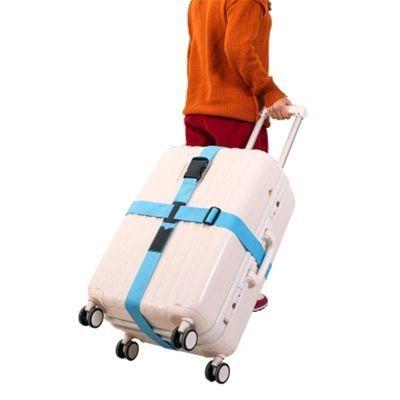 十字打包带行李带 旅行箱捆绑带绳 拉杆箱包 托运加固定绑带子扎