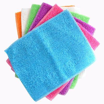 百洁布洗碗巾不沾油抹布厨房吸水擦桌擦碗洗碗布擦手巾家务清洁巾