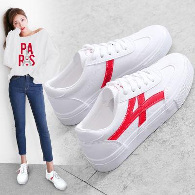 小白鞋女夏季女鞋2018新款韩版学生百搭板鞋春季镂空透气休闲白鞋