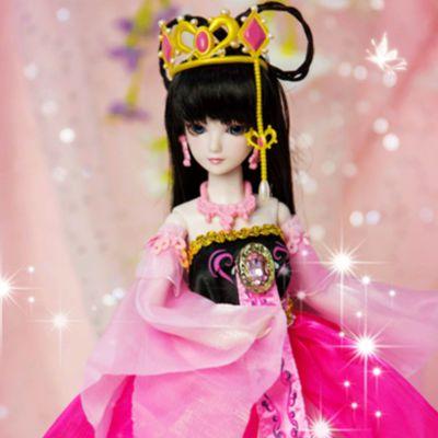 叶罗丽娃娃正品罗丽仙子冰公主孔雀叶罗丽女孩玩具图片