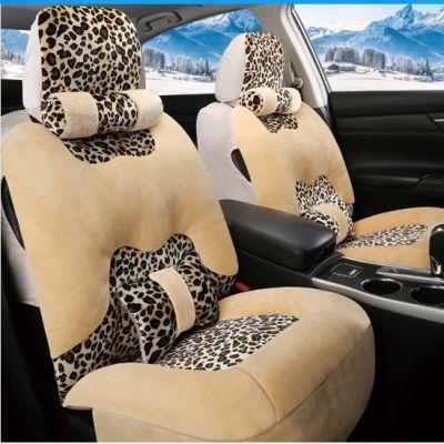 冬季新款汽车坐垫东风日产劲客蓝鸟骐达阳光骊威冬季毛绒全包座套