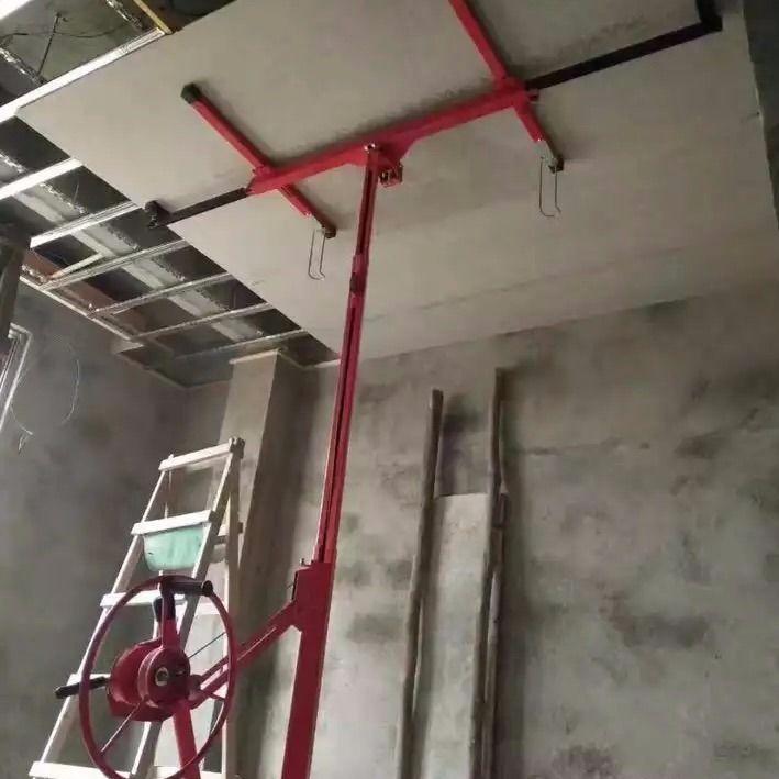吊顶 石膏板材升降机吊顶升降支架 吊顶神器木工装潢工具