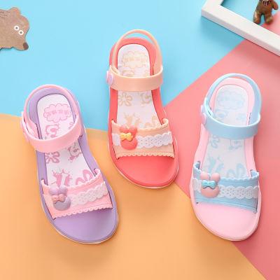 小童凉鞋女少年男妈妈坡跟高跟鞋细跟学生松糕韩版童鞋女夏季男童