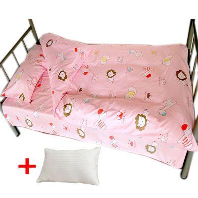 单件被套床上用品粗布床单老件套单人夏季件套床品被罩床裙套床套