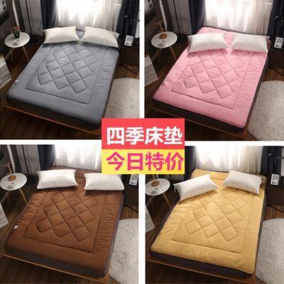 榻榻米床可清洗姨妈垫午休折叠床地铺垫毛片毡夏季冰冰枕学生铺地