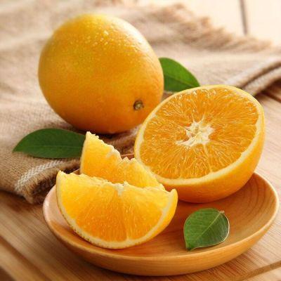 赣南脐橙 一级果新鲜水果手剥橙江西赣州特产甜橙子多汁5斤