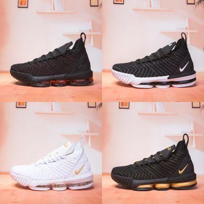 新款詹姆斯16代篮球男LBJ战靴首发高帮韦德之道联名耐磨运动鞋11