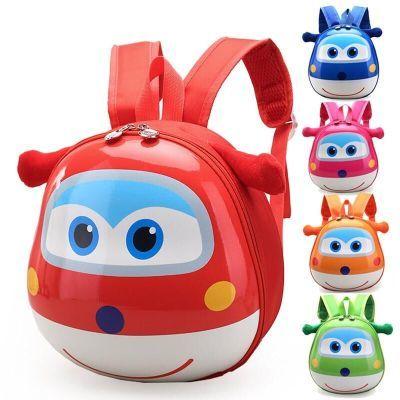 超级飞侠书包幼儿园男女孩立体造型背包小爱款宝宝迷你蛋壳双肩包