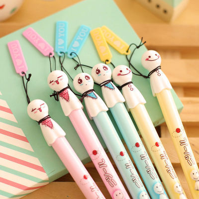 开学必备用品学生文具圆珠笔晨光笔女生韩版初中笔批发可爱自动笔