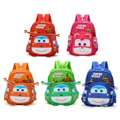 幼儿园书包3-6周岁儿童背包男女宝宝乐迪小爱超级飞侠双肩酷飞