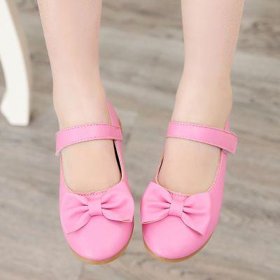 女童裙子款女鞋皮鞋宝宝公主鞋软妹小皮鞋女洛红女夜萝莉娃娃童床