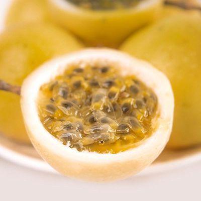 【送开果器】台湾黄金百香果黄皮西番莲黄色鸡蛋果孕妇新鲜水果