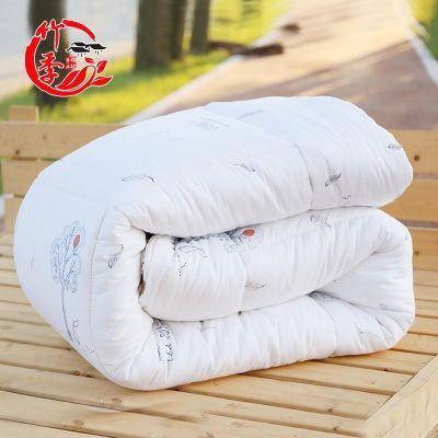 高品质棉花被芯纯棉被子冬被全棉加厚保暖棉絮垫被空调被水洗棉被
