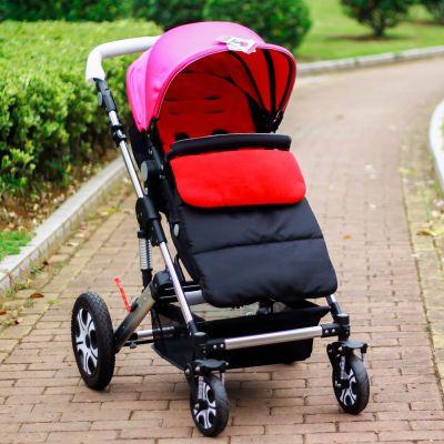 婴儿推车睡袋加厚保暖脚套防风儿童推车脚罩宝宝棉垫冬季通用四季