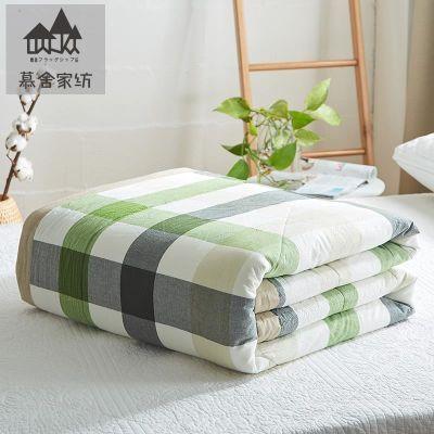 100%里外全棉新疆棉花被子被芯空调被纯棉棉絮夏凉被垫被夏天薄被