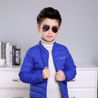 儿童羽绒棉衣内胆男童中大童时尚棉袄学生运动轻薄款棉服内外可穿