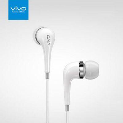 vivo手机专用原装正品耳机耳塞式r11 r9s r15 x9通用重低音炮女生