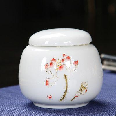 玻璃罐子茶叶盒米缸罐玻璃瓶密封泡菜坛子蛋料包?#23433;?#21494;罐香叶包装