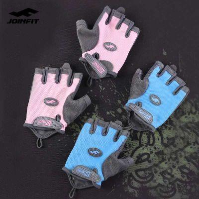 JOINFIT健身手套女半指防滑运动手套男引体向上单杠哑铃器械训练