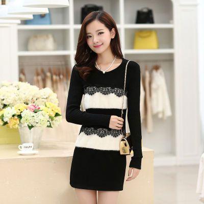 背带裙女学生韩版宽松蛋糕裙白菜价气质连衣裙民族风套装雪纺裙中