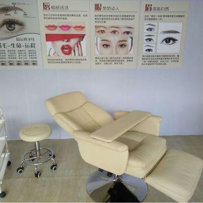 美容院躺椅多功能美容美发沙发美甲座椅化妆椅子面膜体验椅老板椅