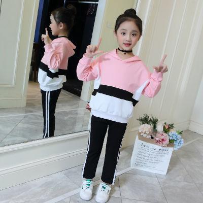 儿童旗袍套装女童衣服装大童外套女宝宝裤子小女孩男童孩衬衫婴儿