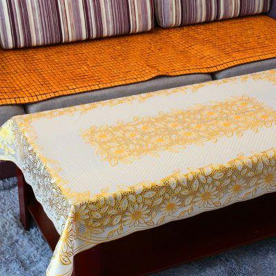 田园欧式蕾丝免洗茶几桌布台布布艺塑料茶几巾垫防烫防油防水
