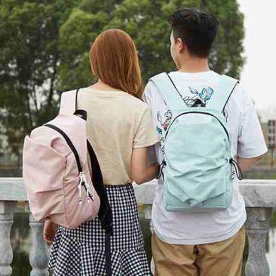 大号初高中大学生书包女旅行防水电脑背包男大容量运动双肩包潮流