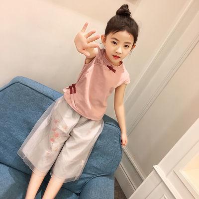 儿童古装童装外套女大童卫衣女岁女孩秋装宝宝套装女男秋籍装袜子
