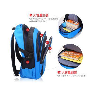 小黄人行李箱文件袋学生韩版手提包双肩包书包女袋女童包包男初中