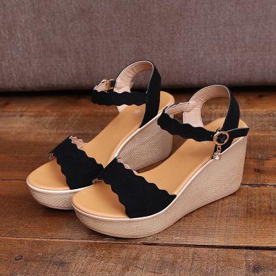 尖头高跟鞋瓢鞋女夏中跟女士平底鞋水晶鞋拖鞋发光韩版水钻字拖鞋